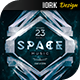 Space Music Flyer - GraphicRiver Item for Sale
