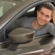Man Showing The Key Of His New Car - VideoHive Item for Sale