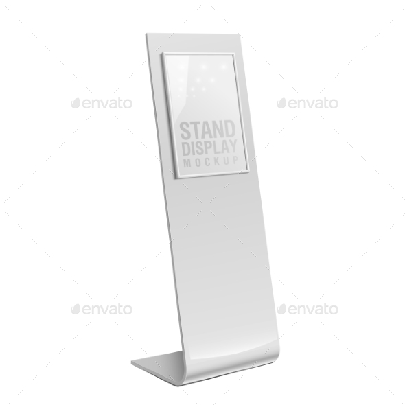 Retail Trade Stand Stand Banner - Services Commercial / Shopping