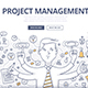 Project Management Doodle Concept - GraphicRiver Item for Sale