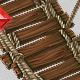 Low Poly Rope Bridge Set - 3DOcean Item for Sale