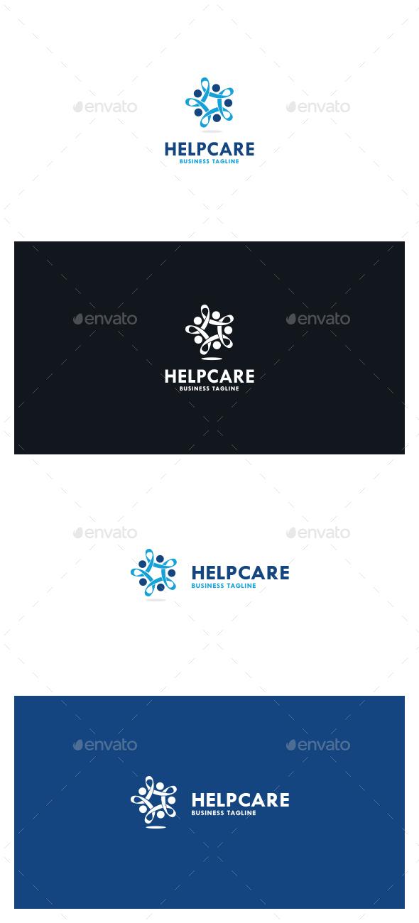 Help Care Logo