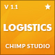 Logistics | Transportation  Warehousing WP Theme - ThemeForest Item for Sale