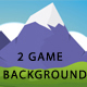 2 game backgrounds ( nature ) - GraphicRiver Item for Sale