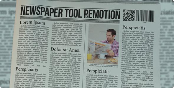 Newspaper Tool