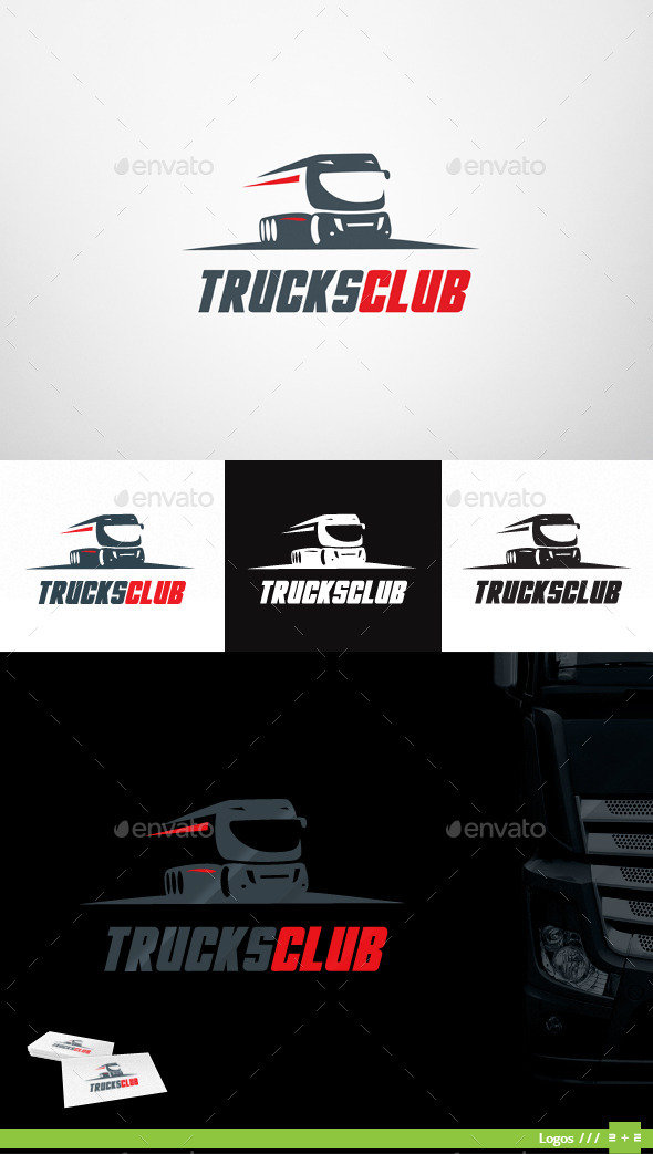 Trucks Club Logo