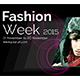 Fashion Week Facebook Cover - Vol 1 - GraphicRiver Item for Sale