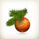 Christmas Decoration Ball - GraphicRiver Item for Sale