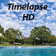Clouds Over Pool - VideoHive Item for Sale