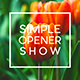 Simple Opener Show - VideoHive Item for Sale