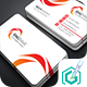 Business Card Bundle 2 in 1_vol.26 - GraphicRiver Item for Sale