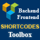 Visual Composer Shortcode Toolbox