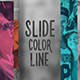 Slide Color Line - VideoHive Item for Sale