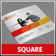 Exro Square BrochureTemplate - GraphicRiver Item for Sale