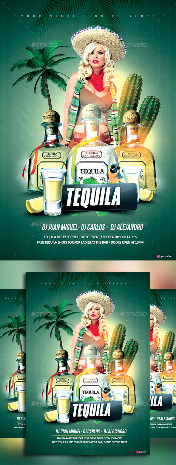 Tequila Special - Clubs & Parties Events