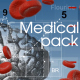 Medical TV Pack - VideoHive Item for Sale