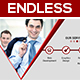 Endless Small Business Facebook Timeline Cover  - GraphicRiver Item for Sale