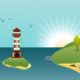 Island Background - GraphicRiver Item for Sale