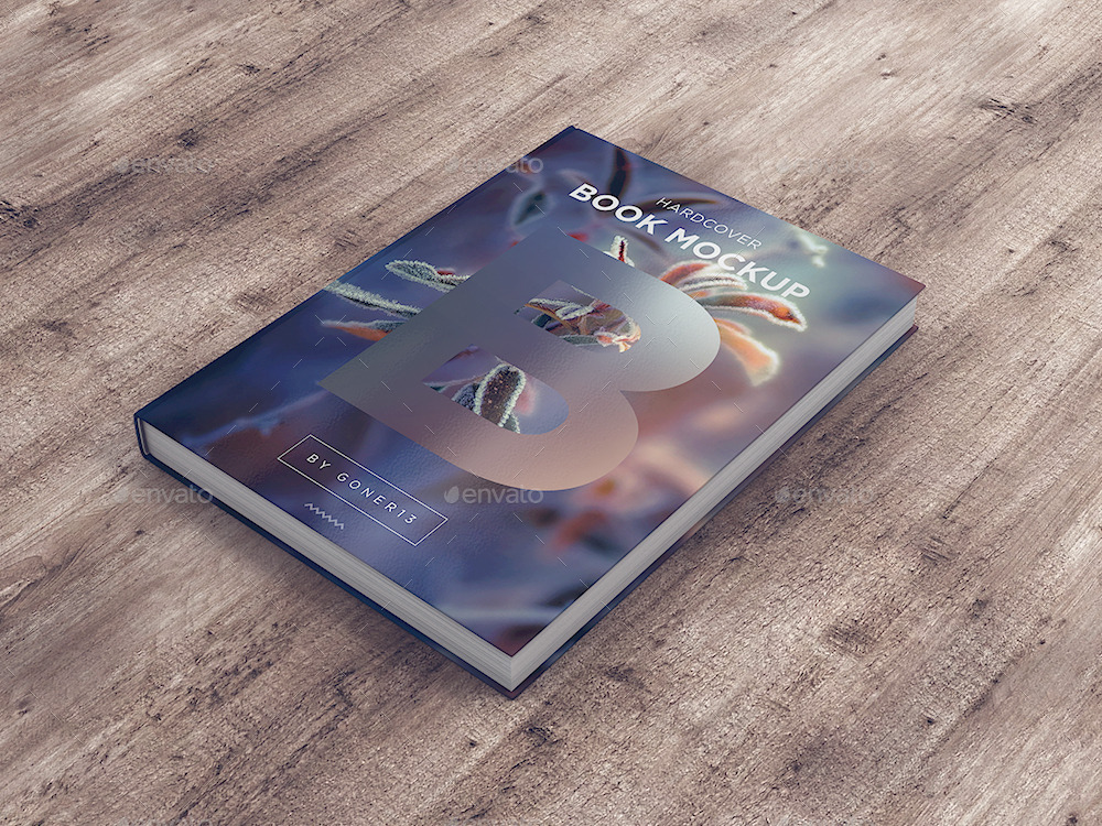 Graphicriver Book Cover Template Vol : Book mockup vol by goner graphicriver