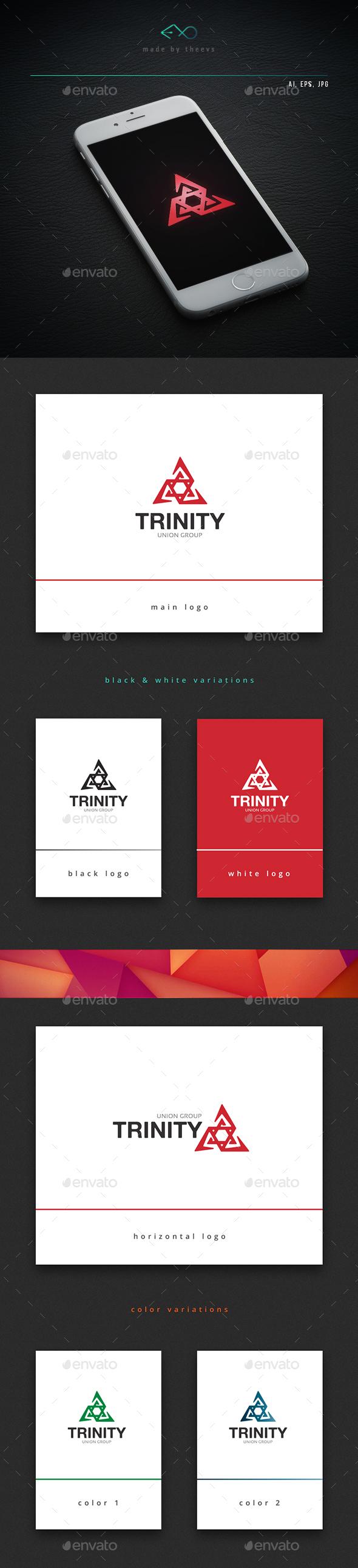 Trinity - Vector Abstract