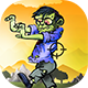 Shoot Angry Zombies - HTML5 Android (CAPX)