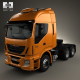 Iveco Stralis Tractor Truck 2012