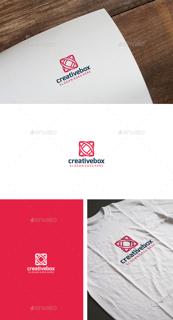 Creative Box Logo