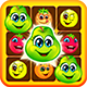Fruit Splash: Fruit Heroes Puzzle Game UI Kit - GraphicRiver Item for Sale