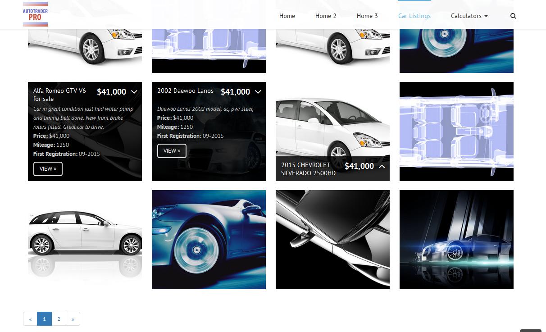 Auto Trader Pro by CarMusing | CodeCanyon