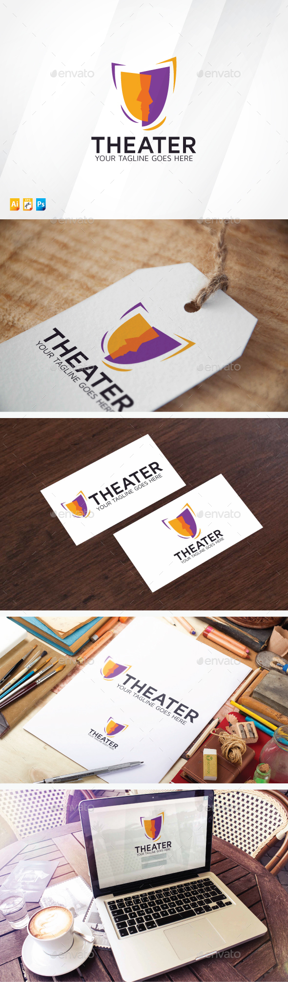 Theater Logo