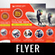Corporate Flyer Template V 4 - GraphicRiver Item for Sale