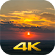 Sunset Over the County - VideoHive Item for Sale