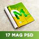 A4 Magazine MockUp vol.1 - GraphicRiver Item for Sale