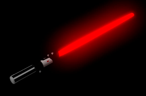Darth Vader LightSaber - 3DOcean Item for Sale