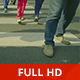 Walking among People - VideoHive Item for Sale