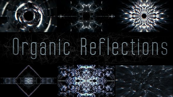 Organic Reflections Vj Pack