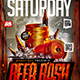 Flyer Beer Bash Konnekt - GraphicRiver Item for Sale