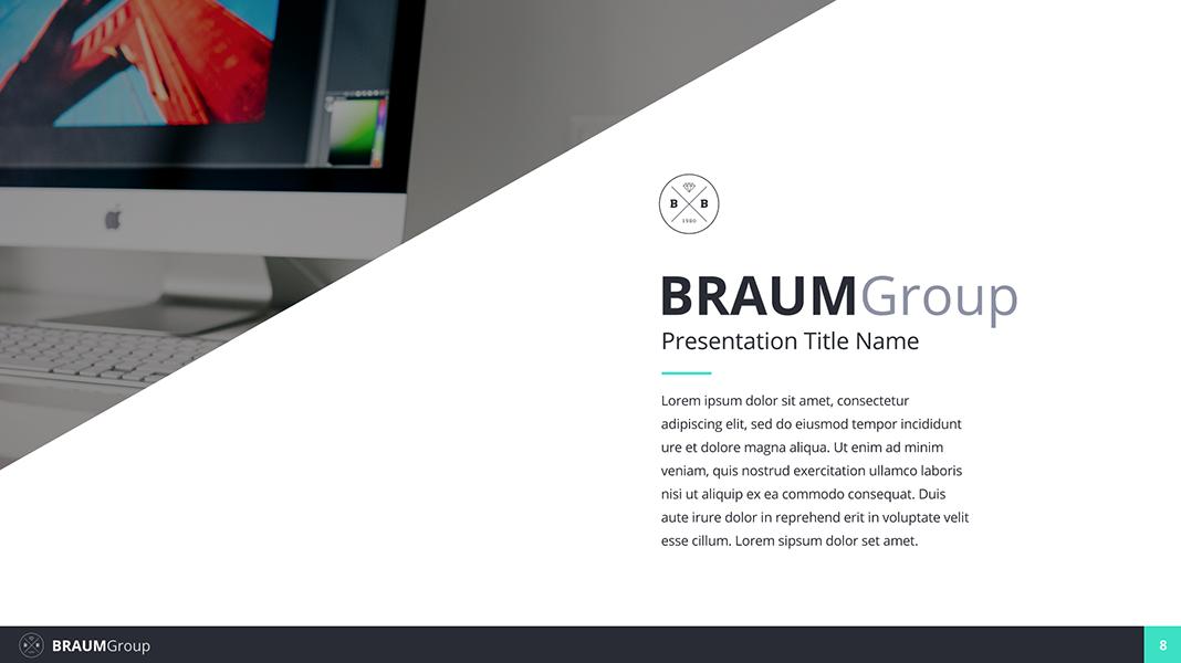 braum google slides presentation template by mikestraser graphicriver