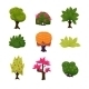 Cartoon Trees - GraphicRiver Item for Sale