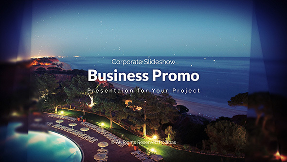 Business Promo Slideshow