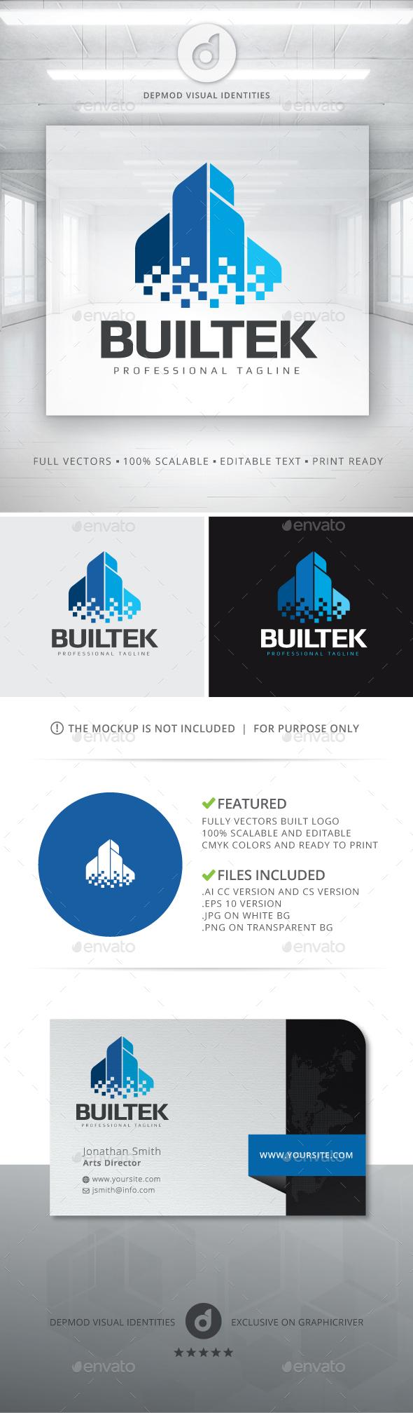 Builtek Logo