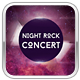 Night Concert/Festival Flyer - GraphicRiver Item for Sale