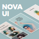 Nova UI Kit for Sketch Nulled