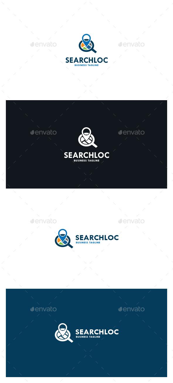 Searchloc Logo