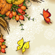 Floral Autumn Background - GraphicRiver Item for Sale