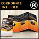 Creative Corporate Tri-Fold - GraphicRiver Item for Sale