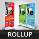 Business Roll Up Banner V16 - GraphicRiver Item for Sale