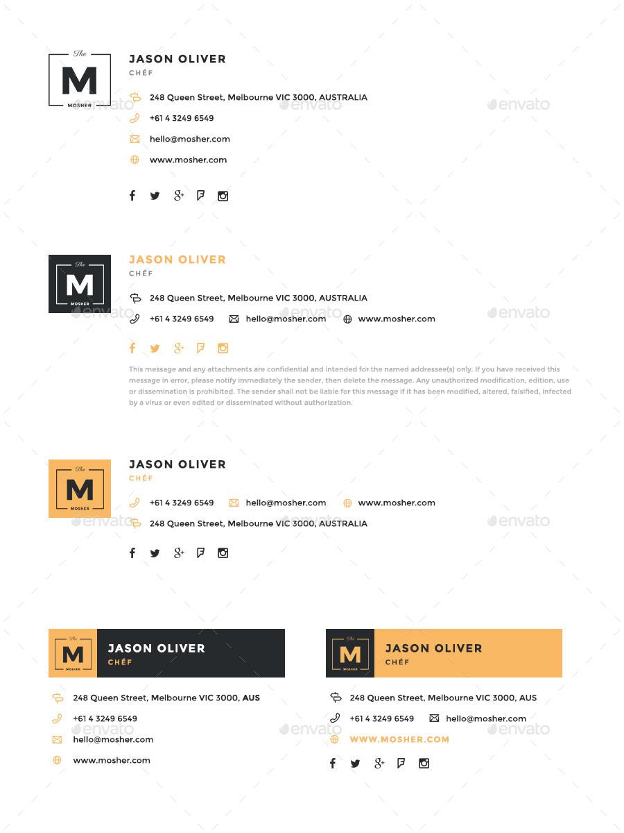 Berühmt Coole E Mail Signaturvorlagen Bilder - Entry Level Resume ...