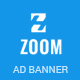 Zoom | Html 5 Animated Google Banner - CodeCanyon Item for Sale