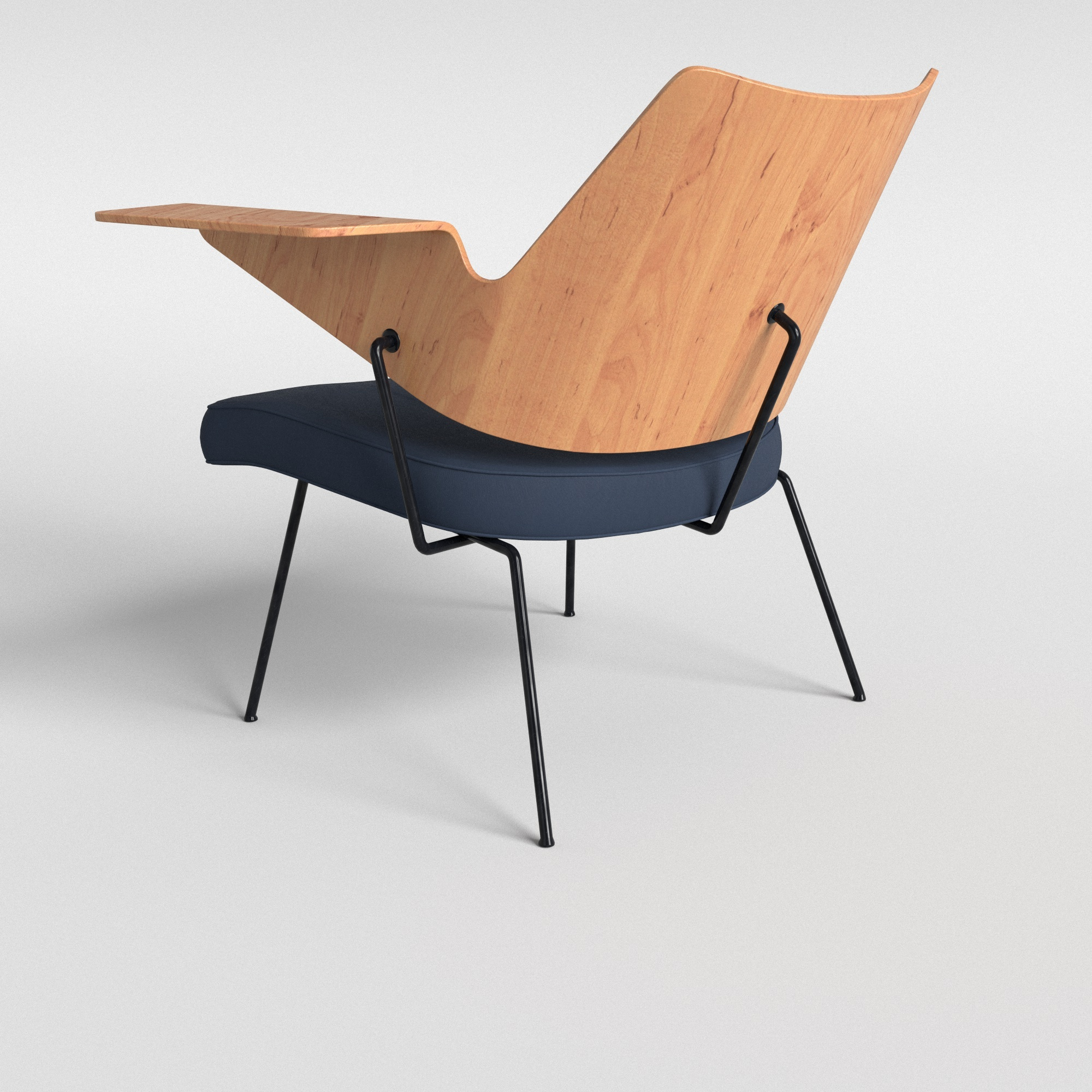 Hall Chair By Robin Day By Stropila